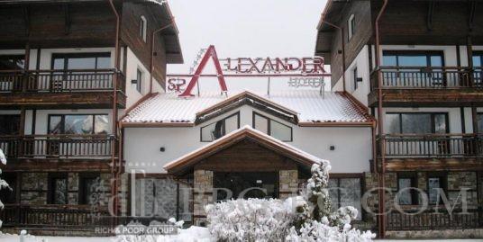 Отель Alexander 4*, Банско
