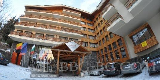 В отеле Perelik 3*, Пампорово