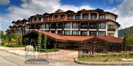 Апарт-отель Perun Lodge 4*, Банско
